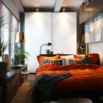 Algumas dicas para quartos pequenos!