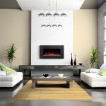 Inspiração decor: lareiras modernas na sala!