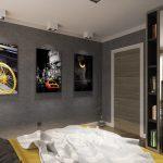 Decoração para eles: quartos masculinos para se inspirar!