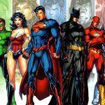 Seus super-heróis favoritos na sua área de festas!