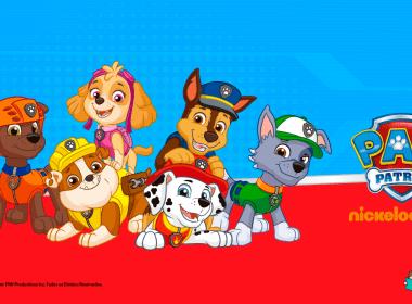 personagens da patrulha canina e nomes