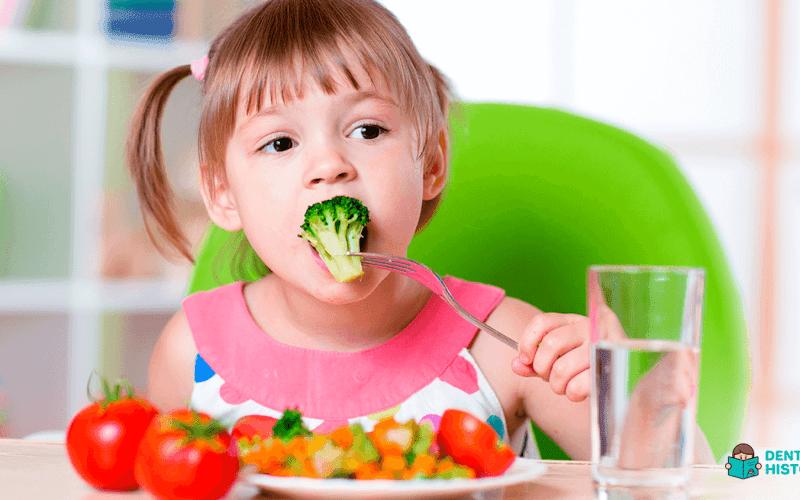 meu filho não come alimentos saudáveis brócolis