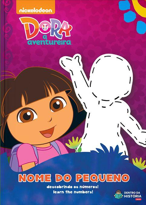 Dora a Aventureira | Livro Infantil Personalizado