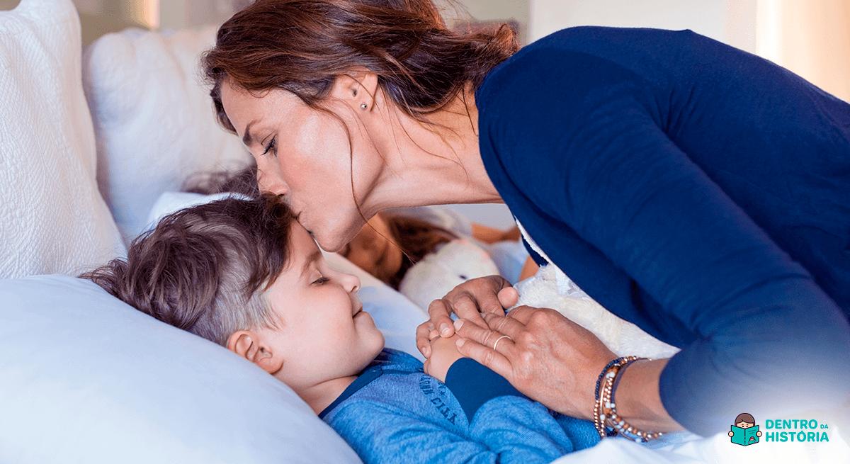 Como melhorar a rotina diária com os filhos?  …