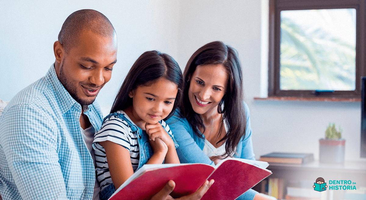 A importância da leitura em família para o desenvolvimento…