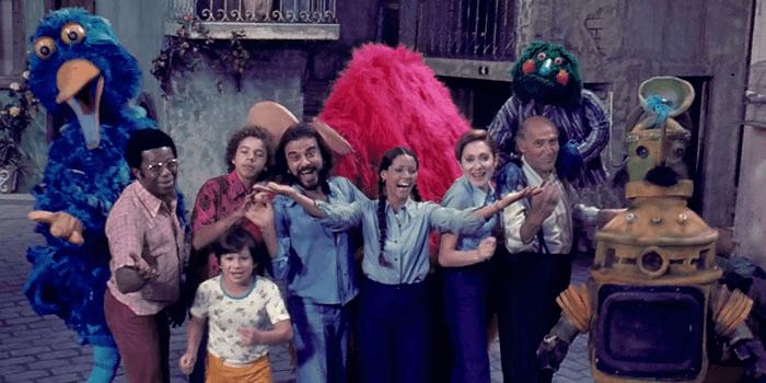 Atores e personagens da Vila Sésamo original