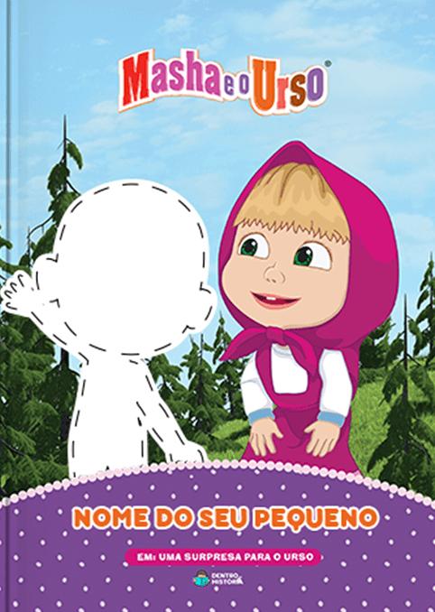 Masha e o Urso | Livro Personalizado