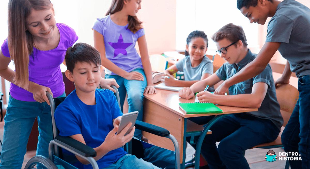 A importância de trabalhar a empatia dentro e fora da sala de aula