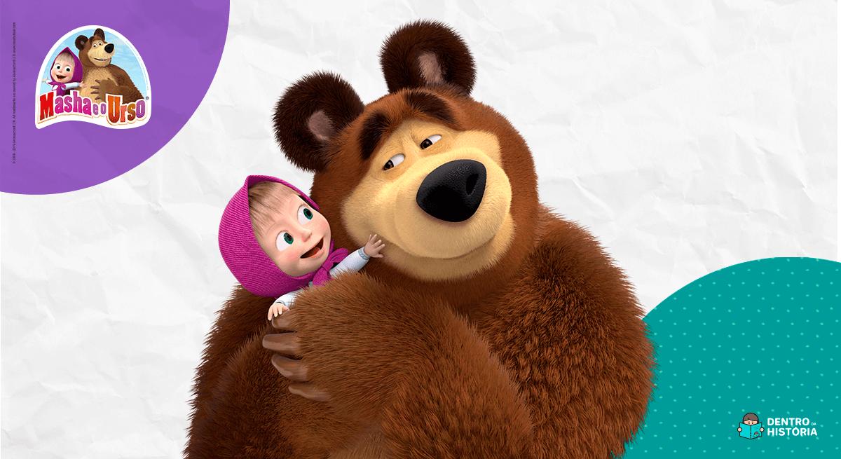 Personagens Da Masha E O Urso Todos Os Nomes E Caracteristicas