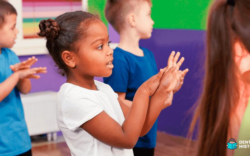 Benefícios da dança para as crianças