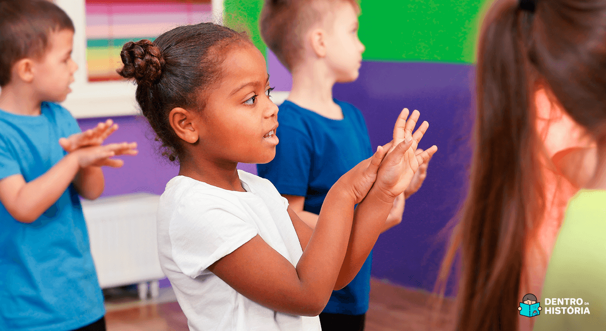 Conheça os benefícios da dança para as crianças