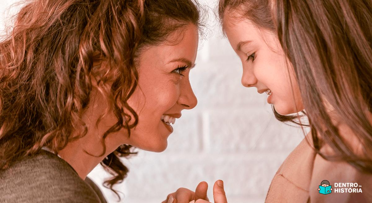 Coisas que fazem as mães felizes