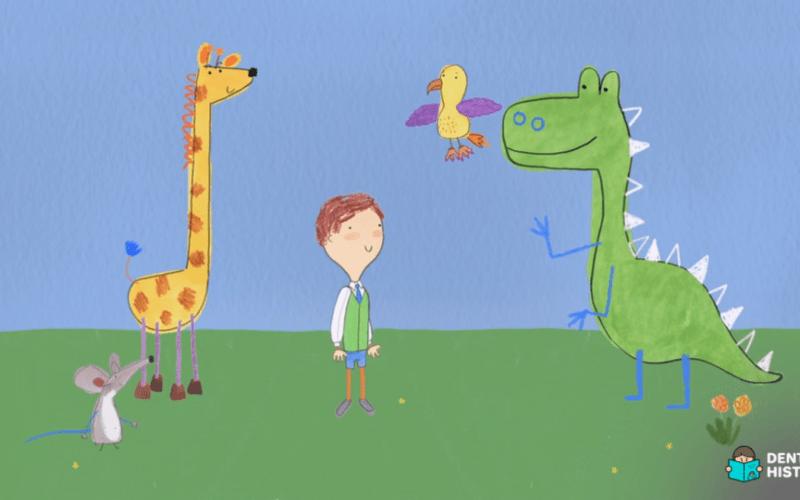 """""""Pablo"""" é um desenho sobre autismo"""