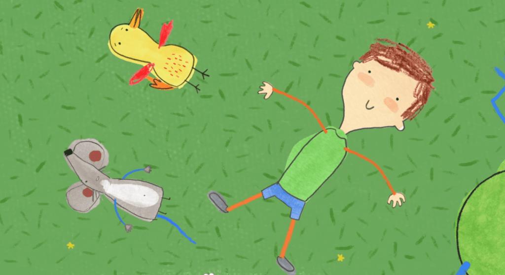 Desenho sobre autismo no Netflix