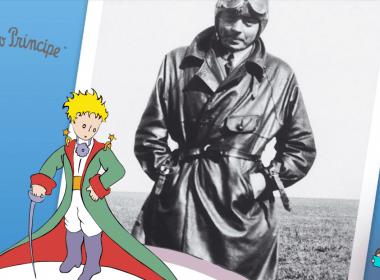 O Pequeno Príncipe de Saint-Exupéry