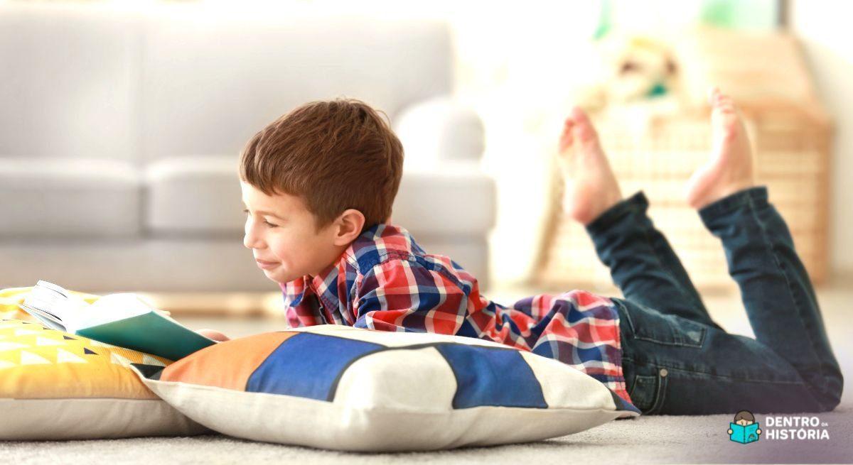 Benefícios da leitura para crianças autistas