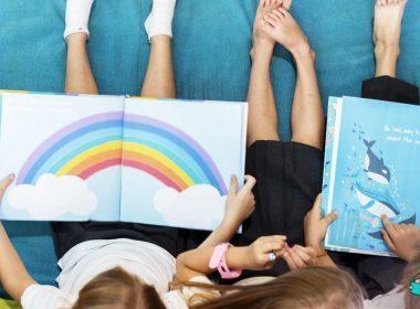 Como escolher livro infantil