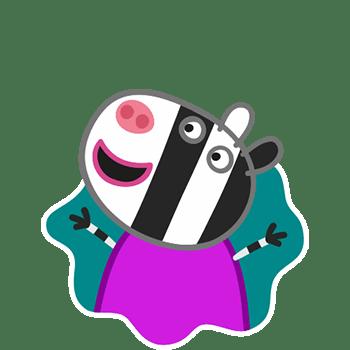 Zoe Zebra
