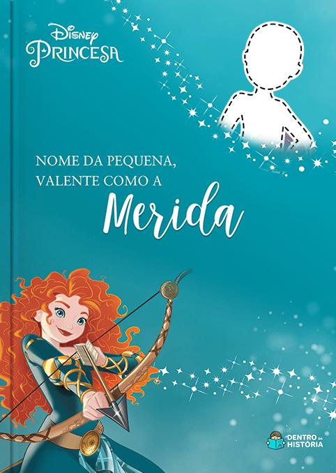 Valente | Livro Personalizado Disney
