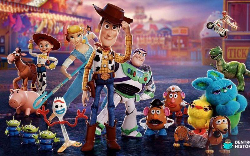 Toy Story 4 está entre as animações indicadas ao Oscar 2020