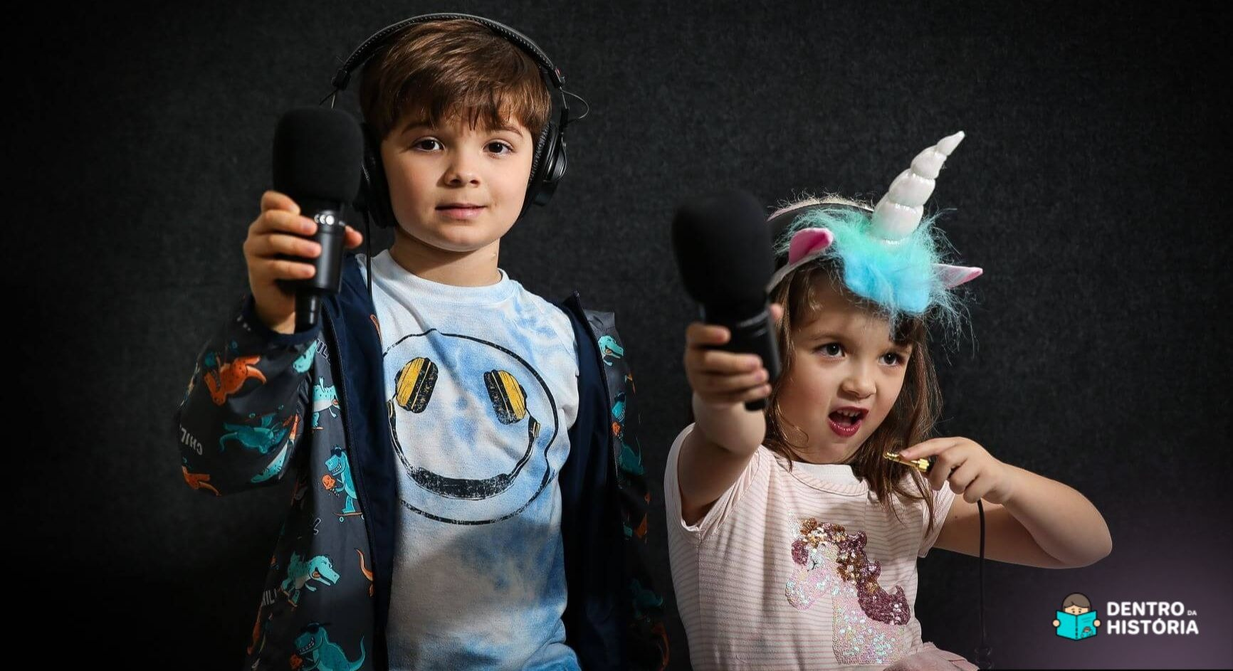Podcasts para crianças