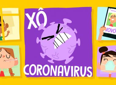 Cartilha Coronavírus para Crianças