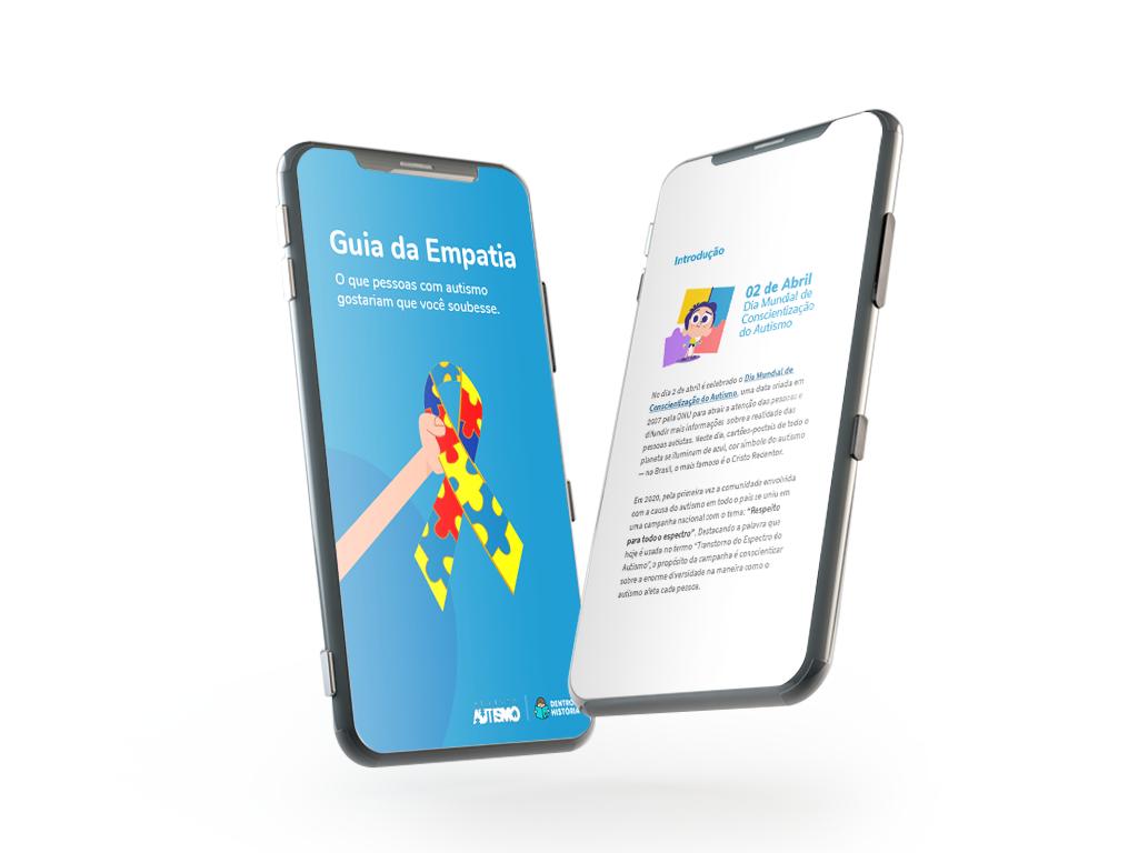 Ebook sobre Autismo - Guia da Empatia