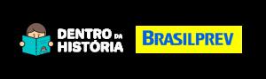 Logos Dentro da História e Brasilprev