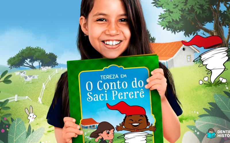 Lenda do Saci Pererê para crianças