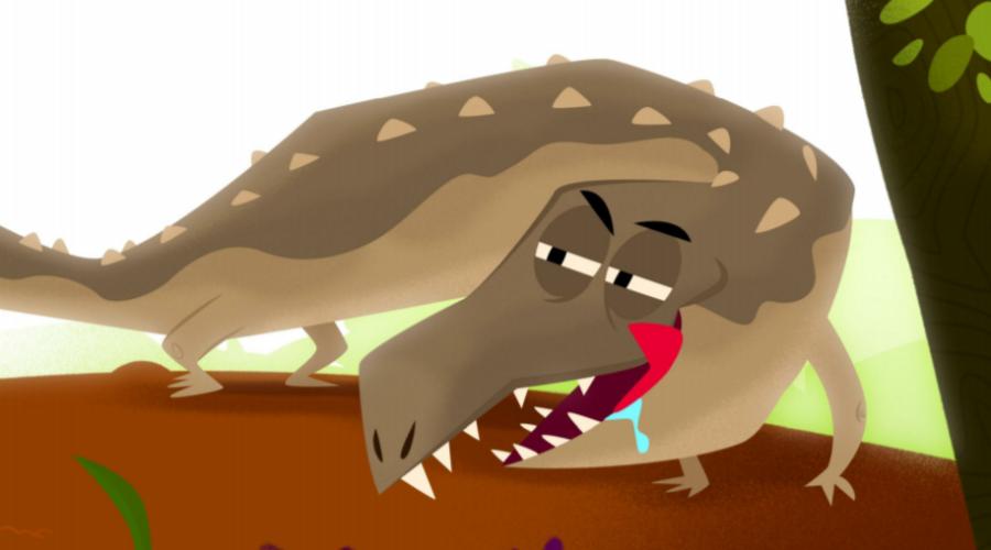 Dinossauro proterossuco