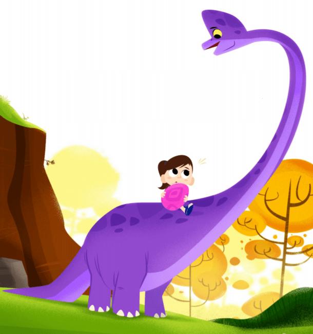 Braquiossauro, a espécie de dinossauros de pescoços longos