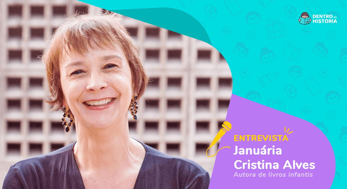 Literatura infantil e o poder das histórias: entrevista com  Januária Cristina Alves