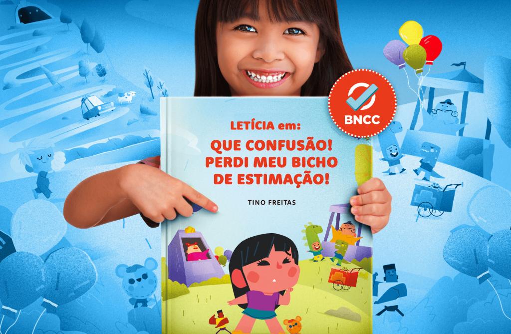 Livro Personalizado escrito por Tino Freitas