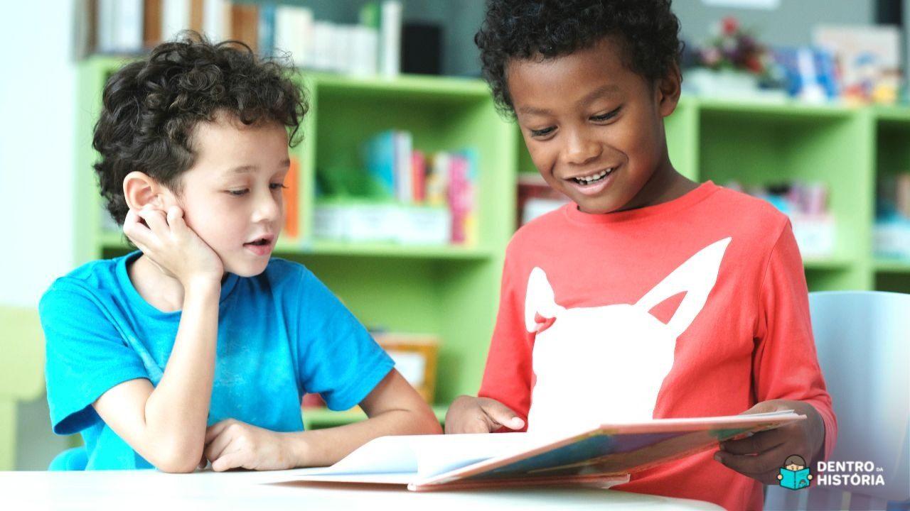 Livros infantis com protagonistas negros