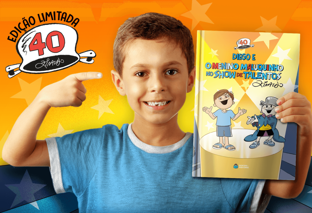 Livro do Menino Maluquinho - Edição Comemorativa
