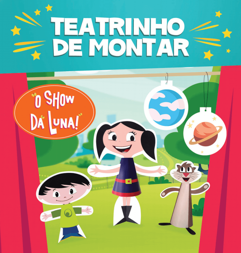 Teatrinho do Show da Luna