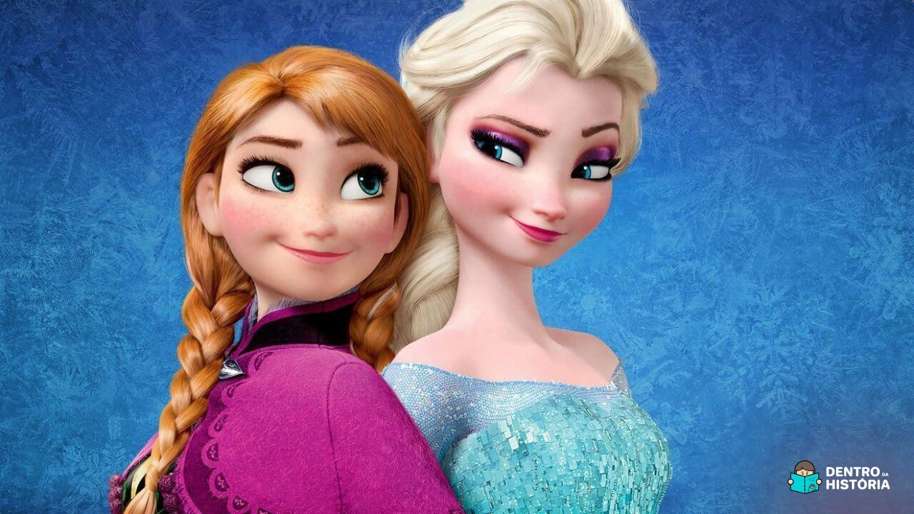 Como Frozen incentiva o protagonismo das meninas?