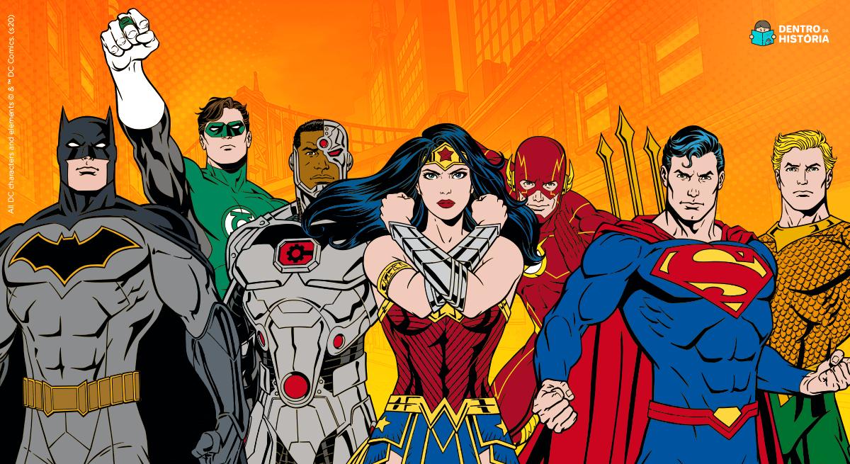 Super-heróis da Liga da Justiça