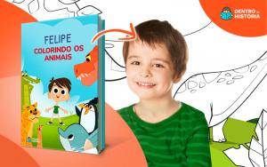 Livros infantis sobre animais
