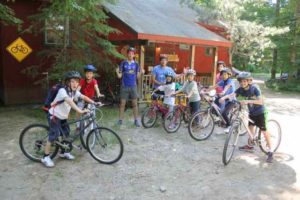 Say cheese, mountain biking!