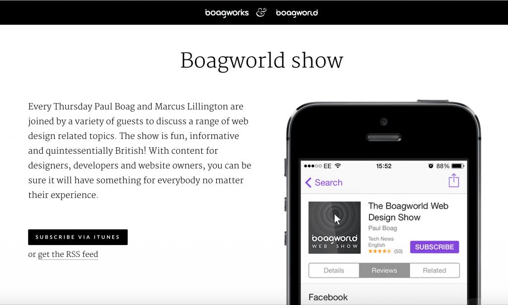 Boagworld Show