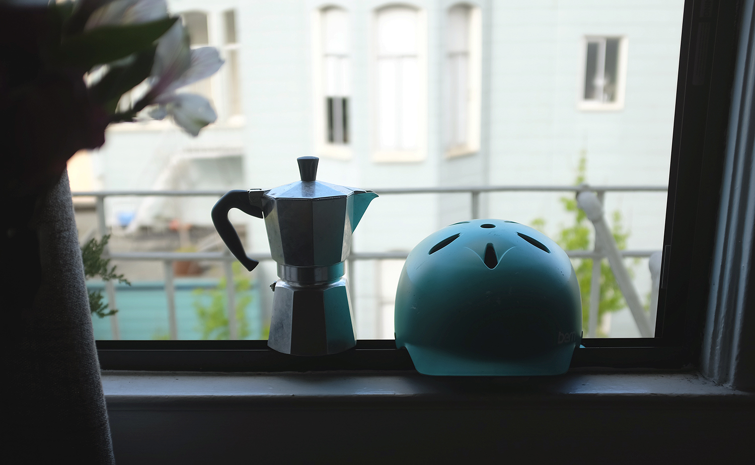 Allison Shiman @theshiman Product Designer at AnyPerk My morning routine is making coffee, opening all the windows, then riding my bike to work. My bike ride is often the best part of my day, it really wakes me up!