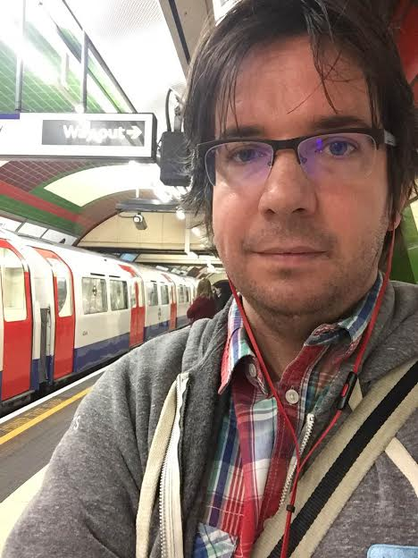 """My commute from Greenwich into Central London is 40 minutes door to door – thankfully a fraction of the time I used to spend commuting from the coastal town of Brighton.""Paul Annett, Senior Designer at Twitter"