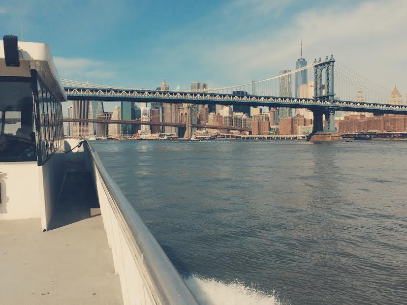 """I catch the East River Ferry from Williamsburg to the Financial District (where ustwo is located)."" Simon Lindsay, Front-end Developer at ustwo"