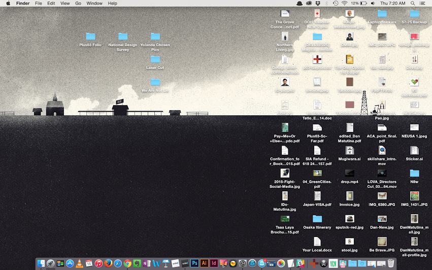 what s on your desktop inside design blog