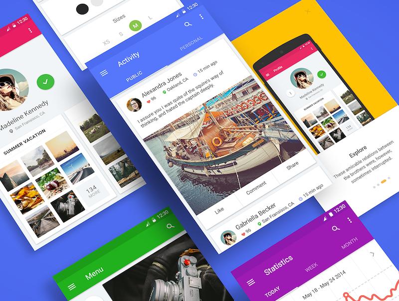 Designing for Android   Inside Design Blog