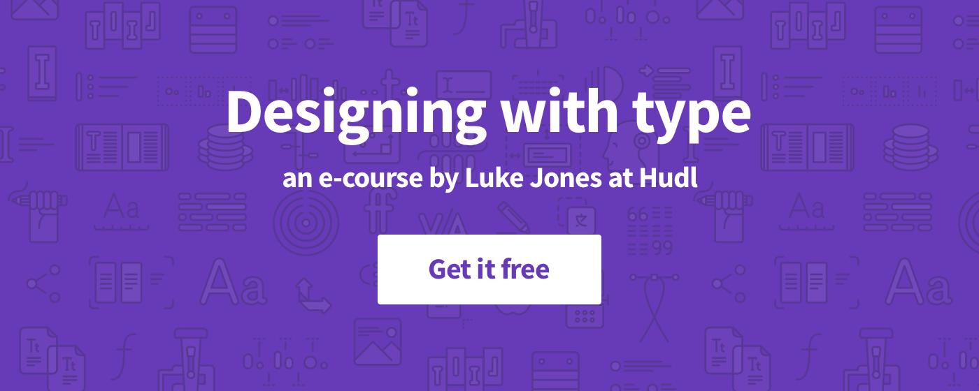 How to describe typefaces