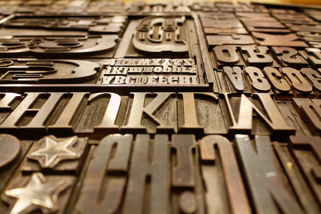 Free typography resources
