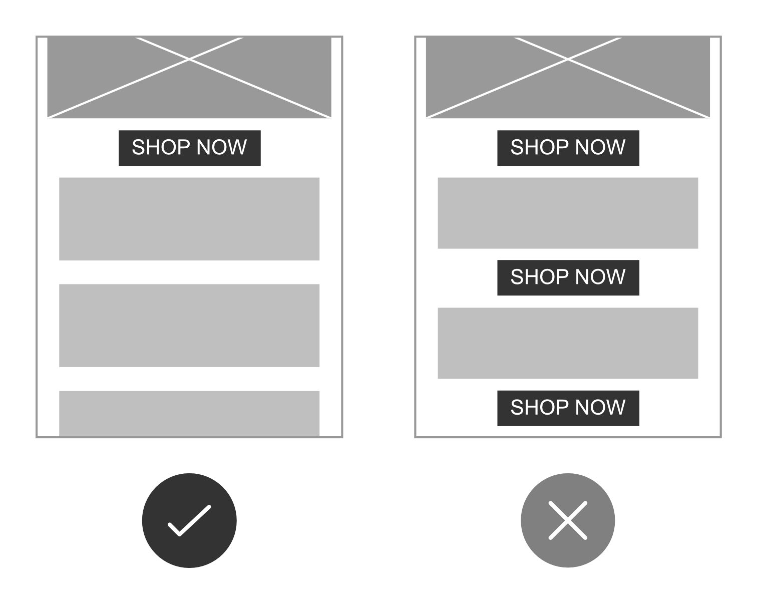 Here's how to design ecommerce CTAs that convert