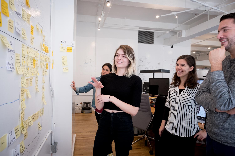 Design team success